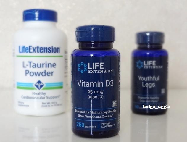 Life Extension, витамин D3, 25 мкг (1000 МЕ), 250 капсул