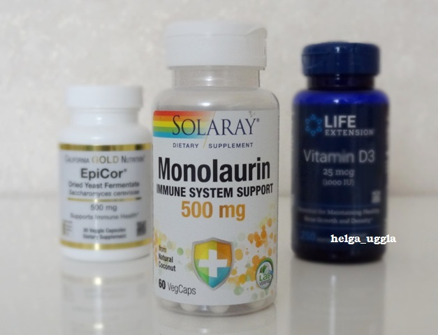 Монолаурин от Solaray - против вирусов и бактерий