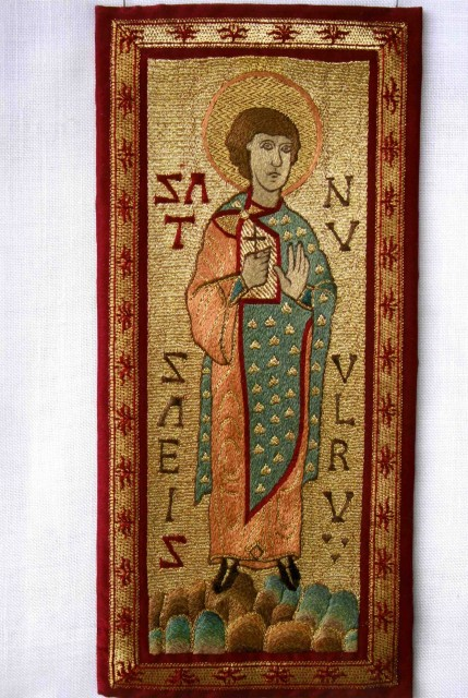 Святий Валерій, St. Valerius.