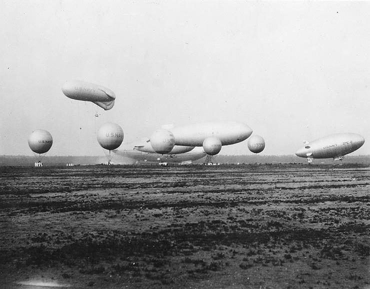 Usn-airships