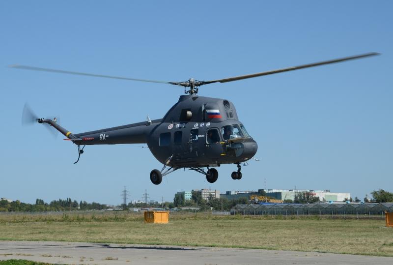 Ми-2М ростов