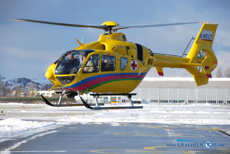 EC135T2 UralKrasnodar
