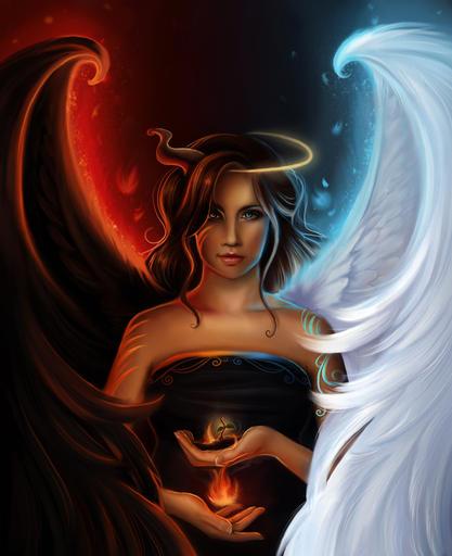 ангел-демон