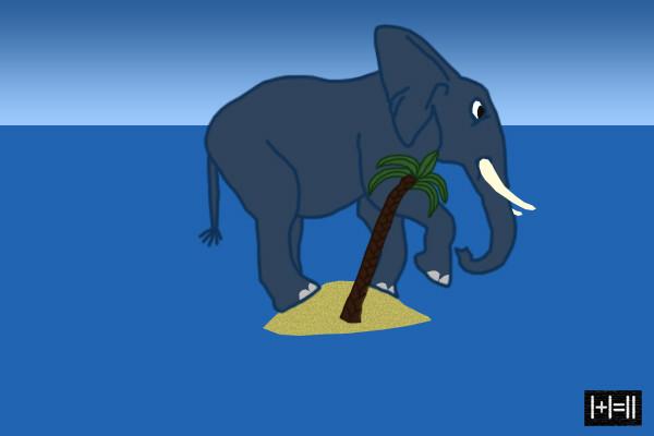 про слона