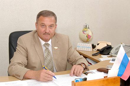 Мэр Быков