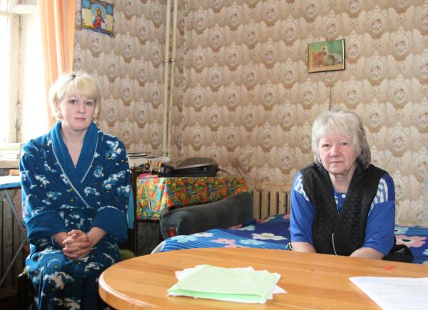 Светлана и Бабушка