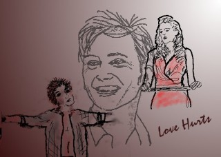 Fanart featuring Ten, Jack and Lucy Saxon