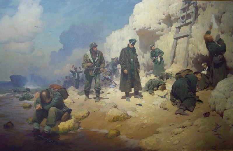 Скалы Херсонеса, 1944