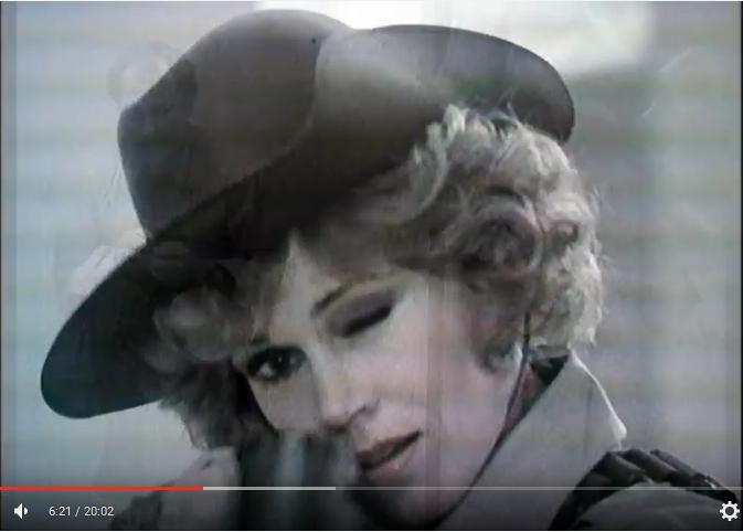 Джейн Фонда - шляпа