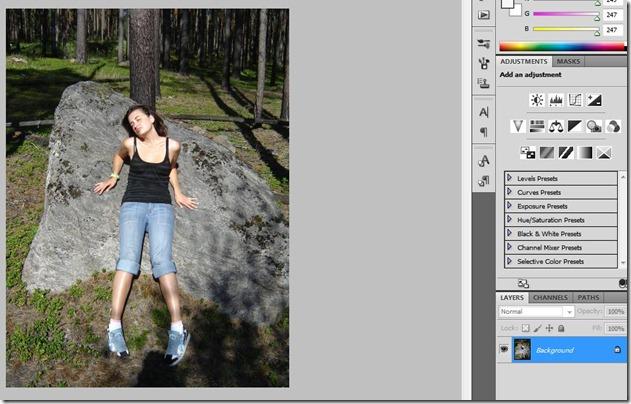 Как в фотошопе сделать сочные фото