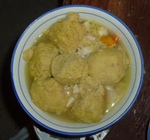 masa ball soup