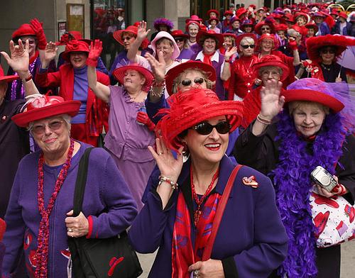 Study red hat society