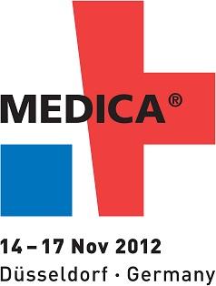 Medica 2012 logo