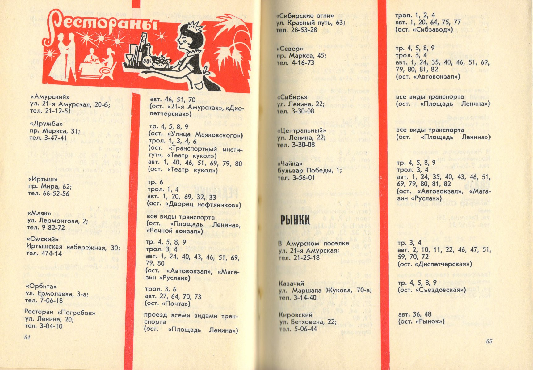 Телефонный справочник организаций омск