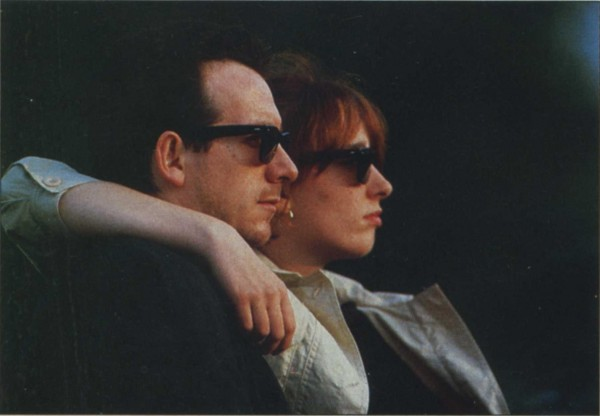 Костелло_Elvis Costello & Cait O'Riordan