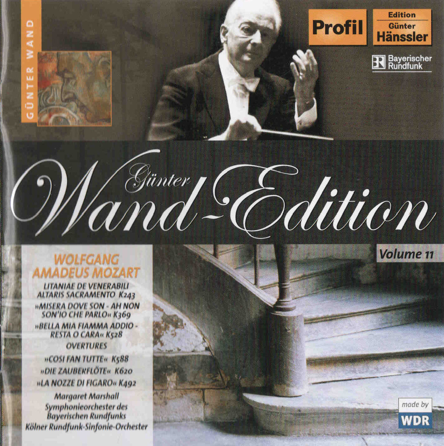 Mozart - Wand