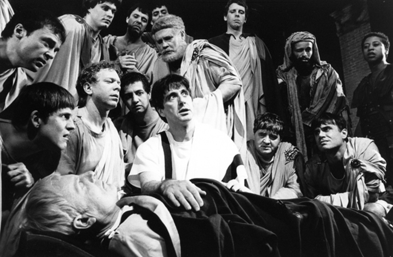 An analysis of friendship in julius caesar a play by william shakespeare