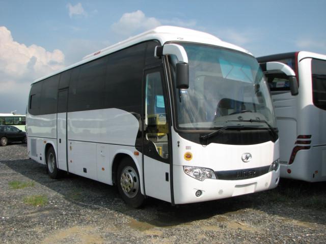 хайгер автобус фото