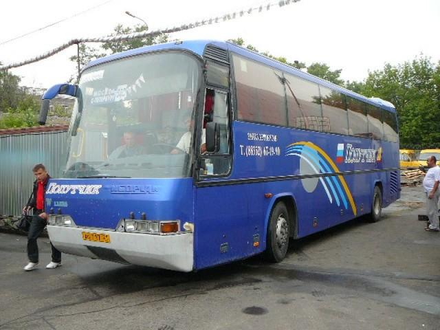 Неоплан 216 - АО 801 21 rus