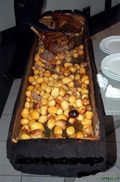 Финское блюдо сяря рецепт с фото