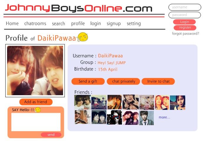 Daikipawaaa profile