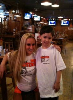 Oh and Hooters!