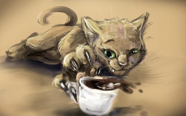 кот-кофе (2)