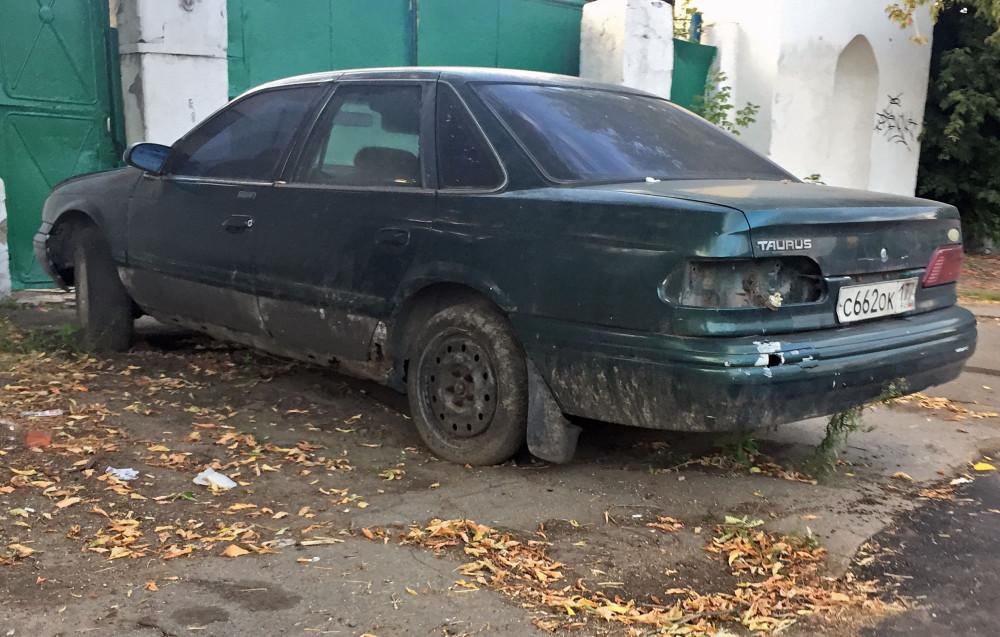 Призраки прошлого - первый сезон ford