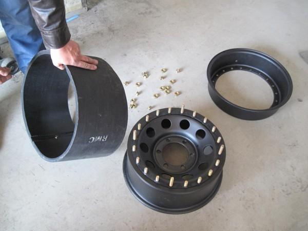 Изготовление дисков для автомобиля своими руками