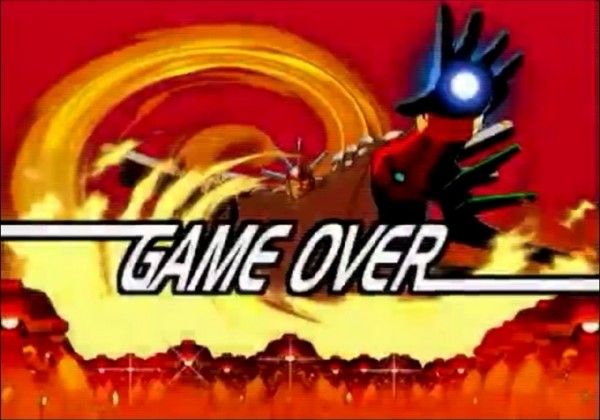 Game Over (Mega Man X Command Mission