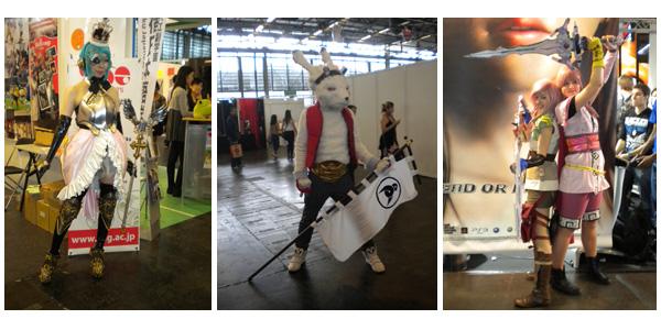 Cosplay (Japan Expo 2012)