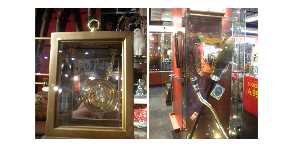 Harry Potter in Hamley 2