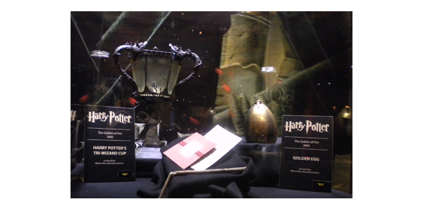 Harry Potter in London Film Museum 4