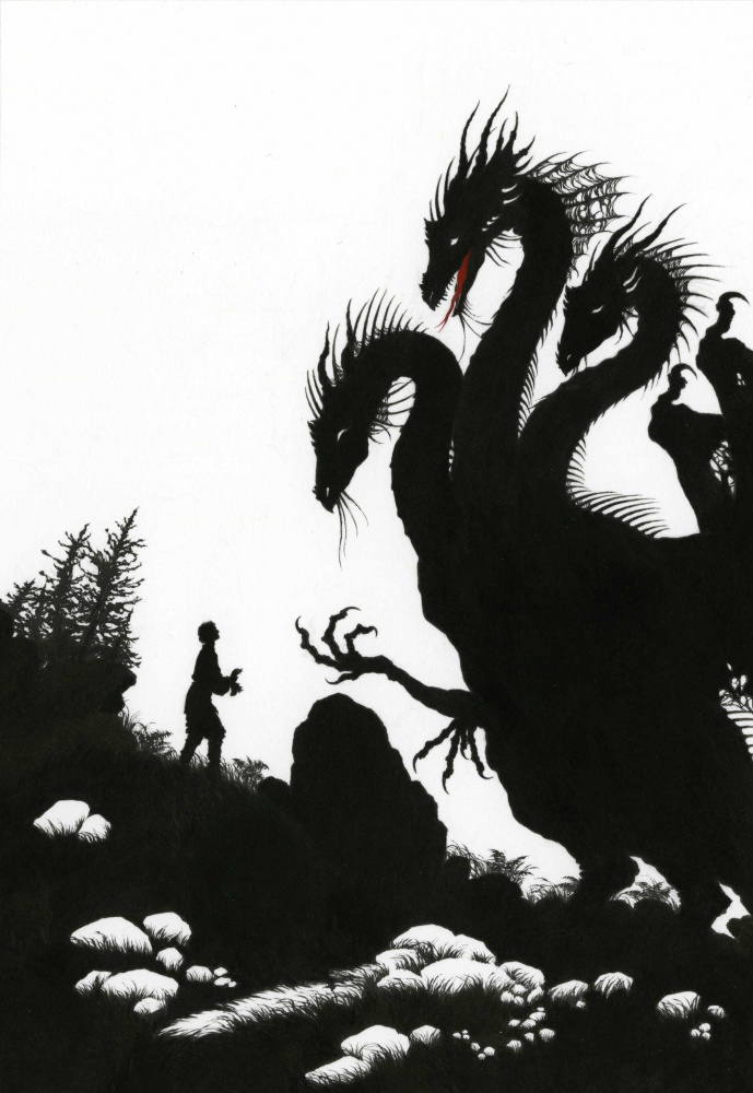 Myths And Legends Of Russia: The Illustrations