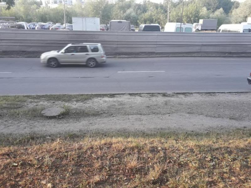 останки тротуара