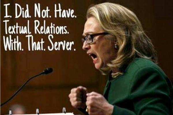 hillary server