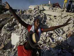 Гаити, трагедия