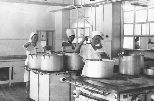 11. Кухонное закулисье 1970е