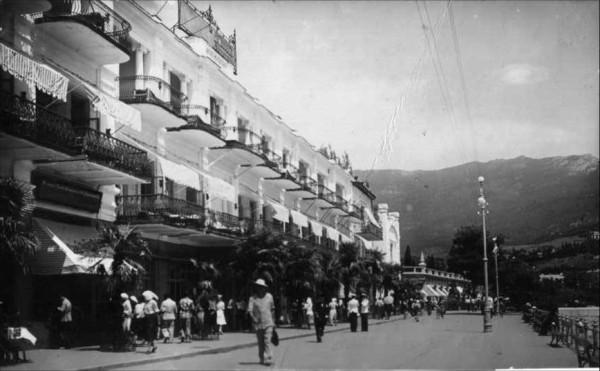 ПО Ялта Санаторий им 17 партсъезда 1950 Крымиздат