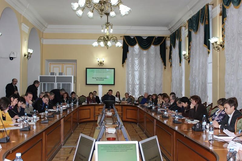 Сельская Россия: прошлое и настоящее