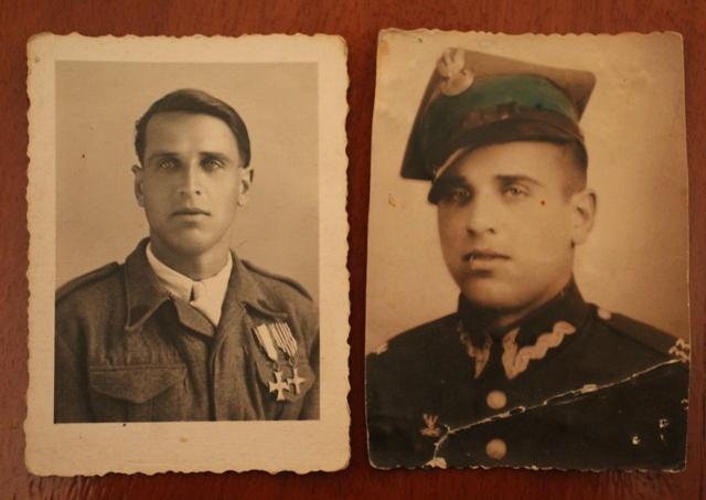 Беларус Сяргей Завадзкі. Быў жаўнерам Войска Польскага ў верасні 1939-га. У красавіку-траўні 1944-га ўдзельнічаў у бітве пад Монтэ-Касіна