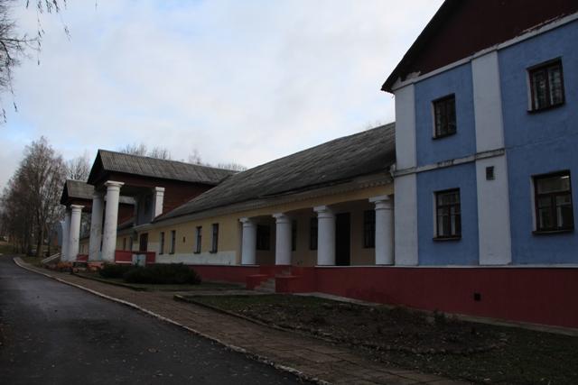 Палац князёў Друцкіх-Любецкіх у Новым Полі