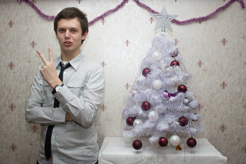 Антон Романов 2013