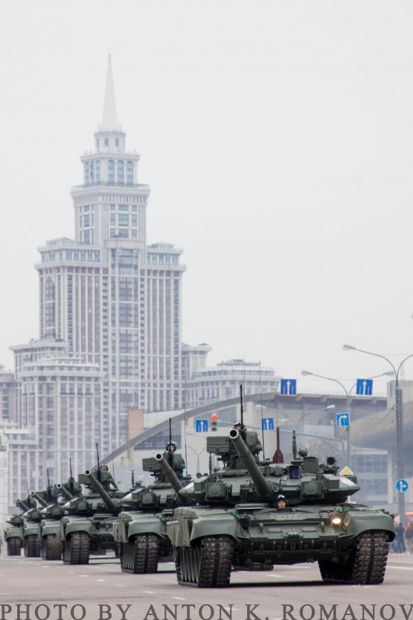 Rehearsal for the Victory Parade