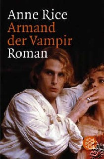 German cover to The Vampire Armand (2)
