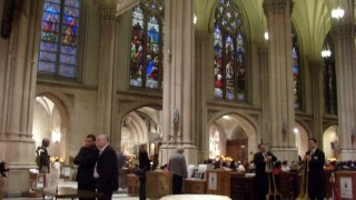 St Patrick's cathedral, New York