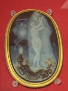Andromeda medallion