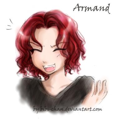 Armand by Bibi-chan