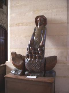 'Saint Pierre, pêcheur d'hommes'