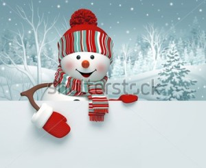 stock-photo--d-cartoon-happy-snowman-holding-blank-banner-winter-background-christmas-greeting-card-224571022